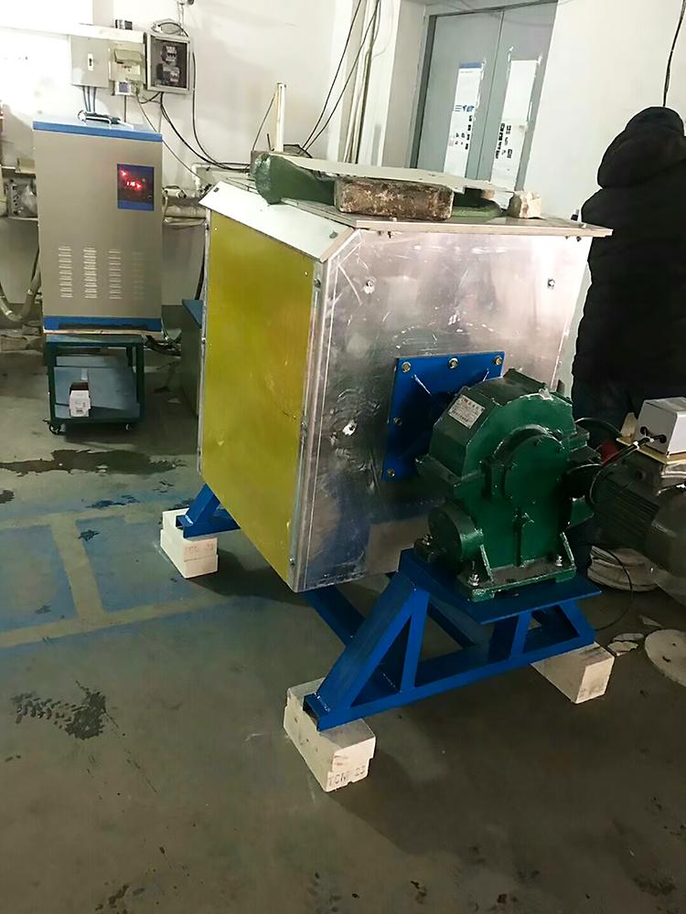 50公斤熔铝炉