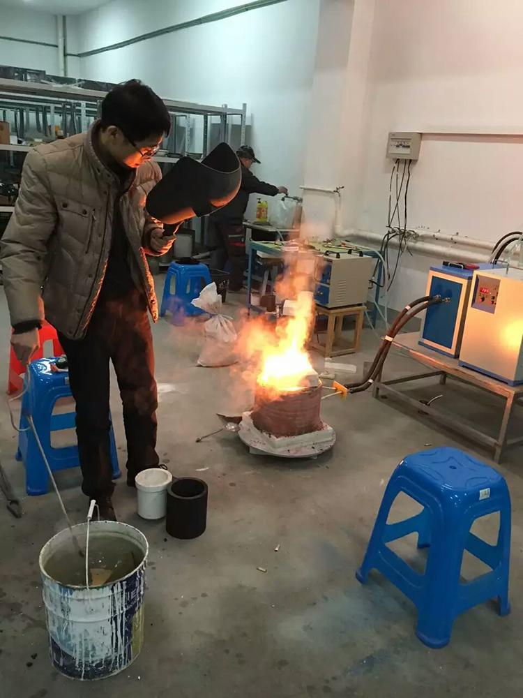 熔炼实验炉