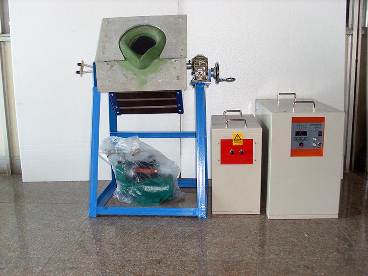 21公斤(KG)熔铝炉中频熔铝炉