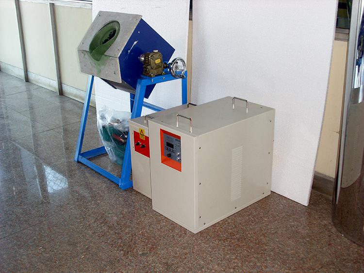 70公斤熔铜炉