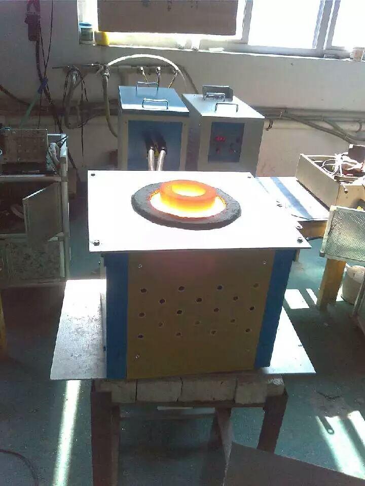 中频感应加热炉