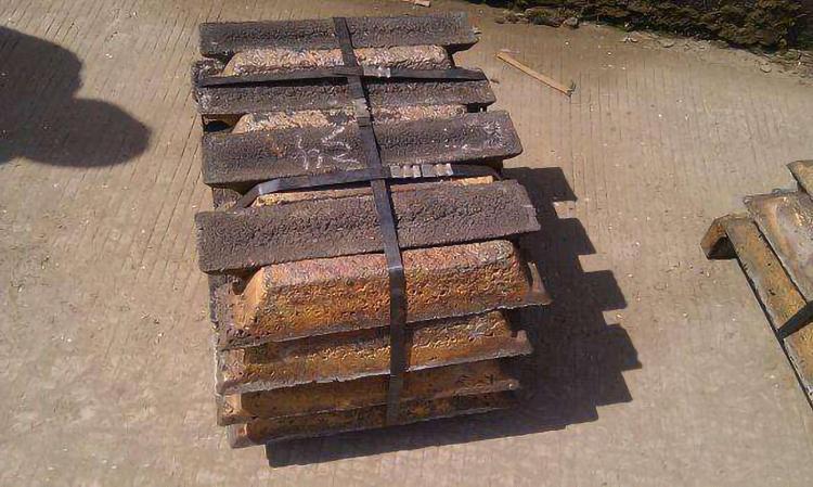 铜浇铸产品从放料-打渣-浇铸全套视频