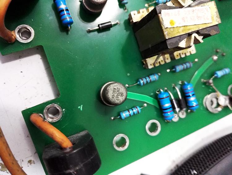 高频三极管