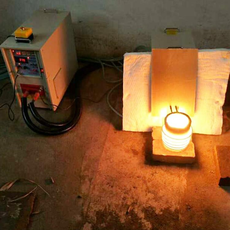 小型高频熔炼炉